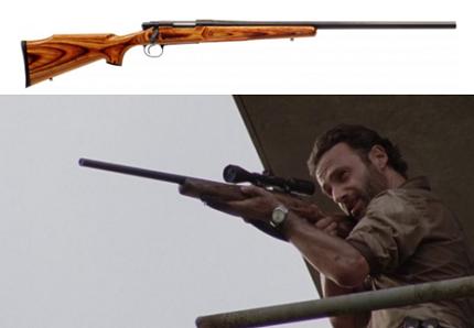 リック ライフル